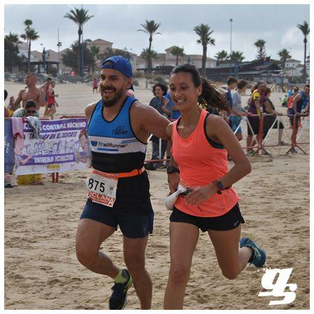 XVIII Carrera Popular Playa de la Barrosa_2 #cdtrailrunnerstore