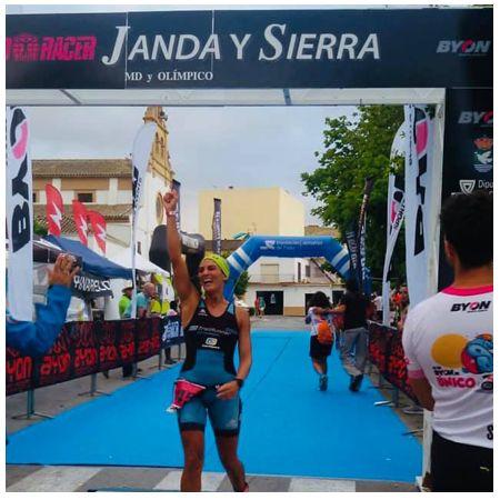 I Triatlón Olímpico Janda y Sierra de San José del Valle #cdtrailrunnerstore
